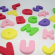 Big Colorful Letters. — Stock Photo #35161403