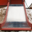 Children empty slide — Stockfoto #19444983