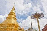 Phra That Haripunchai. — Stock Photo