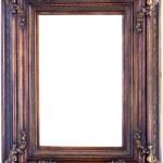 Постер, плакат: Picture frame