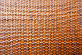 Woven rattan with natural patterns. — Stock Photo