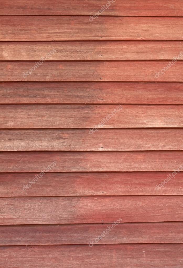墙上的老木 — 图库照片