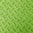 Steel plate slip green - Stock Photo
