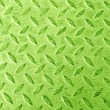 Stockfoto: Steel plate slip green