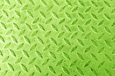 Steel plate slip green — Stock Photo