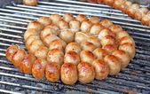 Pork sausage — Stock Photo
