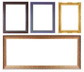 Set frames — Stock Photo