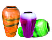 ваза — Стоковое фото