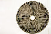 AC condenser fan. — Stock Photo