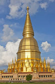 Wat Phra Bat Huai Tom. — Stock Photo