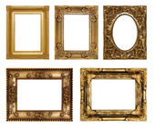 Set Frames — Stock Photo