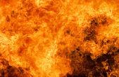 Yanan ateşi — Stok fotoğraf