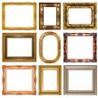 Picture Frame — Stock Photo #34638691