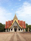 Buddhist places of worship — Stock Photo