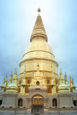 Buddhist places of worship — Stock Photo