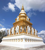 Buddhist religious worship place Wednesday — Stock Photo