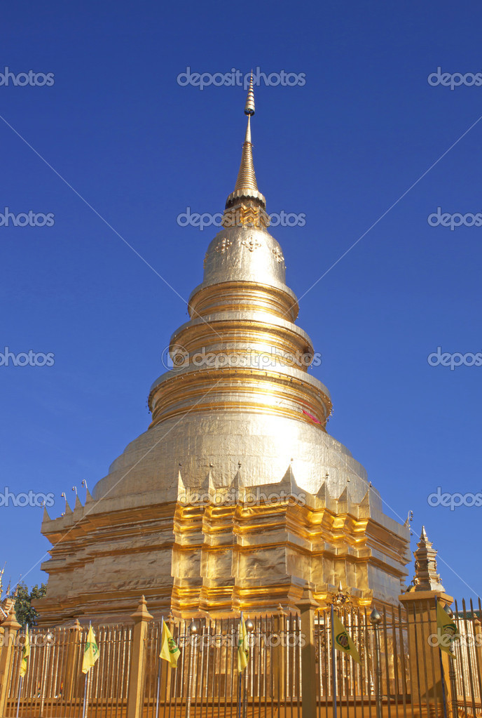 Buddhist places of worship — Stock Photo © scenery1 #36802243