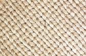 Sacks of hemp rope background — Stock Photo