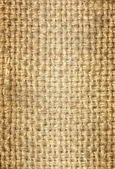 Sacks of hemp rope background — Stockfoto
