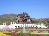 Ho kham luang — Stock Photo