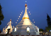 Wat Phra That Doi Kong Mu  — Stock Photo