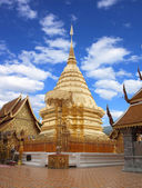 Phra dat doi suthep — Stockfoto