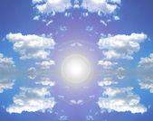 Abstract sky — Stock Photo