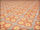 Tile walkway — Stock fotografie
