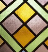 Multi-colored glass — Stock Photo
