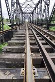 Thailand Railway — Stock Photo