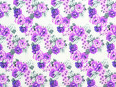 Floral background textile blinds. — Foto Stock
