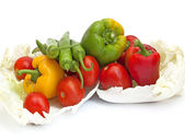Homegrown vegetable — Stock Photo