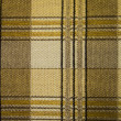 Textile flax fabric wickerwork texture striped — Stock Photo #16643707