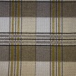 Textile flax fabric wickerwork texture striped — Stock Photo #16643801
