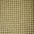 Textile flax fabric wickerwork texture striped — Stock Photo #16645517