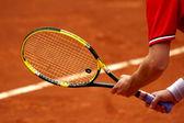 Rimbalzo di tennis — Foto Stock