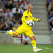 Pepe Reina of Liverpool — Stock Photo