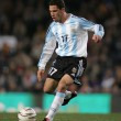 Argentinian player Maxi Rodriguez - Stock Photo
