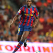 Futbol Club Barcelona player Toure Yaya - Stock Photo
