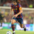 Futbol Club Barcelona captain Carles Puyol - Stock Photo