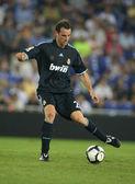 German player Metzelder of Real Madrid — Stock Photo