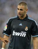 Karim Benzema of Real Marid CF — Stock Photo