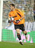 Iker Casillas of Real Marid CF — Stock Photo