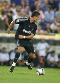 Cristiano ronaldo real marid cf — Zdjęcie stockowe