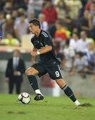 Cristiano Ronaldo of Real Marid CF — Stock Photo