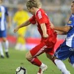 Fernando Torres, Spanish player of Liverpool FC — Stock Photo #15838687
