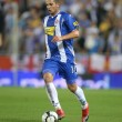 Israeli player Ben Sahar of Espanyol — Stock Photo