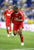 Ryan Babel, Dutch player of Liverpool FC — Stock Photo