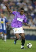 Nigerian player Obinna of Malaga CF — Stock Photo