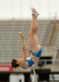 西班牙运动员 naroa agirre — 图库照片